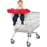 Einkaufswagenschutz Caddy Protect, red dot