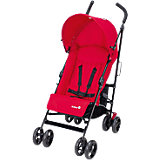Buggy Slim inkl. Sonnenverdeck, plain red, 2016