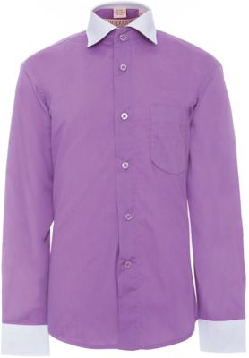 Рубашка для мальчика Imperator - лиловый