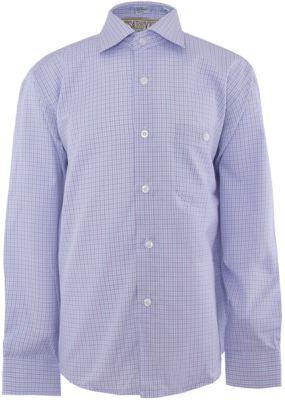 Рубашка для мальчика Tsarevich - лиловый