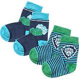 LEGO WEAR Baby Socken DUPLO 2er Pack für Jungen