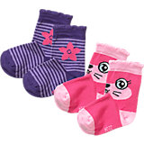LEGO WEAR Baby Socken DUPLO 2er Pack für Mädchen