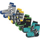 LEGO WEAR Socken STAR WARS 4er Pack für Jungen