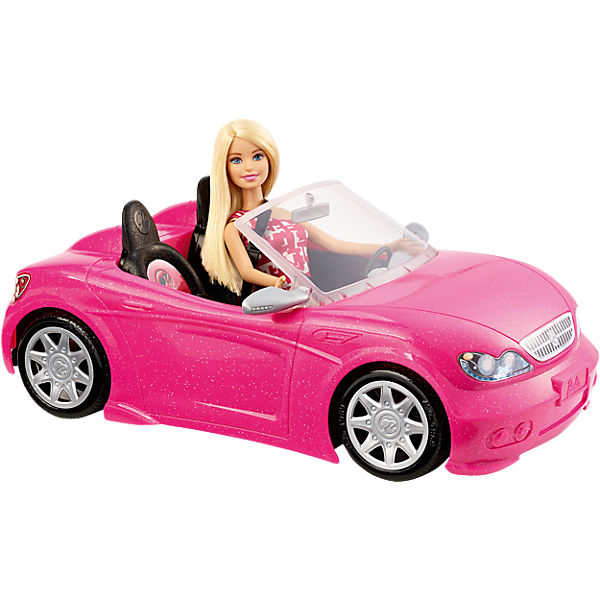 Barbie Glam Cabrio