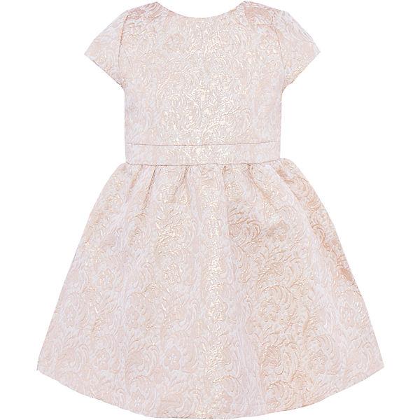 Платье Sweet Berry - бежевый