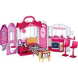 Переносной домик Barbie