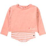 Set Sweatshirt+Top für Mädchen