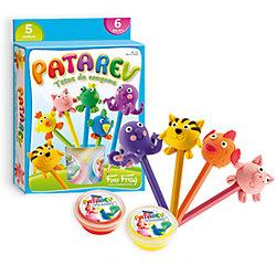 Набор пластилина для детской лепки, 5 цветов