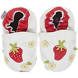 Krabbelschuhe Erdbeere