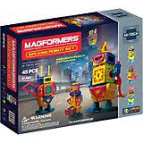 Магнитный конструктор Walking Robot, 45 деталей, MAGFORMERS