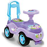 Машина-каталка с рулем-пищалкой , Лунтик и его друзья, Bugati