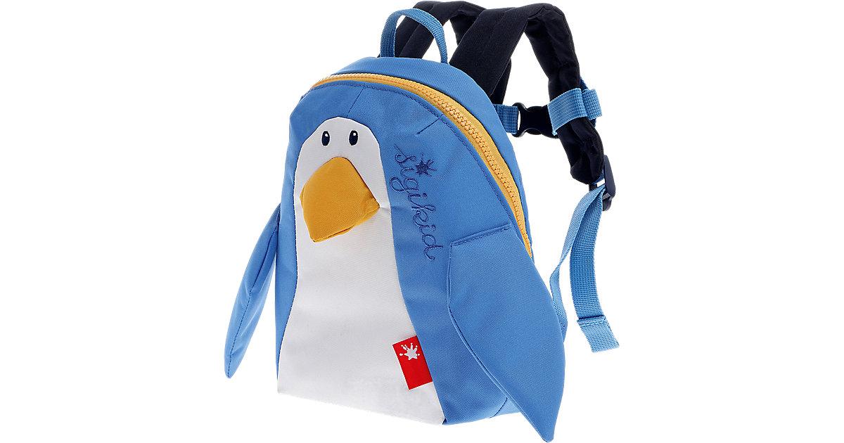 Kindergartenrucksack Pinguin