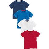 NEXT T-Shirt im 4er Pack für Jungen