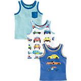 NEXT Unterhemden im 3er Pack für Jungen