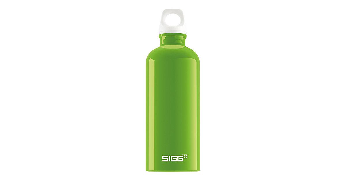 Alu-Trinkflasche Fabulous Green, 600 ml