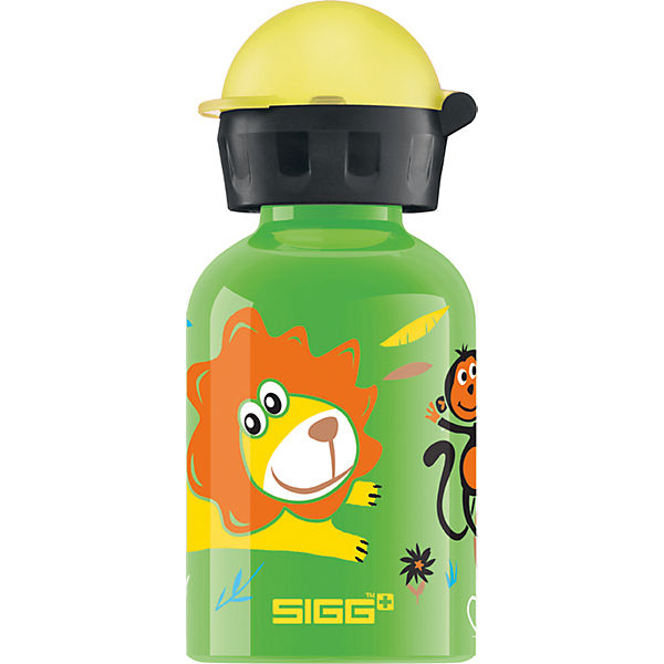 Alu-Trinkflasche Jungle Day, 300 ml