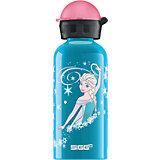 SIGG Trinkflasche Die Eiskönigin Elsa, 0,4 l