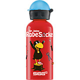 SIGG Trinkflasche Kleiner Rabe Socke & Rinaldo, 0,4 l