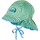 Baby Schirmmütze mit Nackenschutz für Jungen