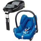Babyschale Cabriofix, watercolur blue, inkl. FamilyFix