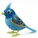 Поющая птичка с кольцом, в ассортименте, DigiBirds