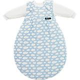 Schlafsack Baby Mäxchen, Wolke blau