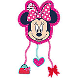Pull Pinata Minnie Mouse