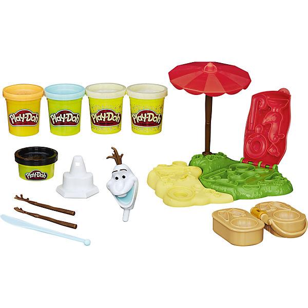 """Игровой набор """"Летние приключения Олафа"""", Play-Doh"""