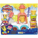 """Игровой набор """"Грузовичок с мороженым"""", Play-Doh Город"""
