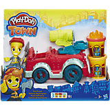 Play-Doh Town Feuerwehrauto