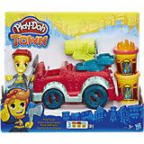 """Игровой набор """"Пожарная машина"""", Город, Play-Doh"""
