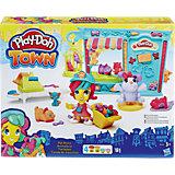 """Игровой набор """"Магазинчик домашних питомцев"""", Play-Doh  Город"""