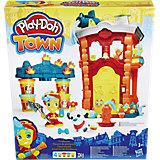 """Игровой набор """"Пожарная станция"""", Город, Play-Doh"""