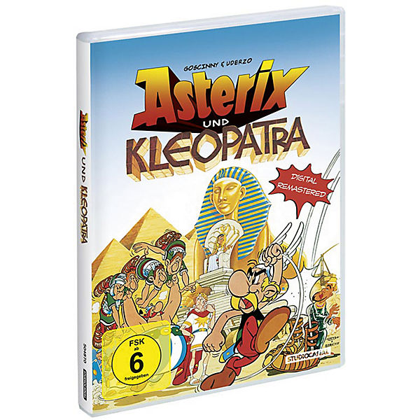 DVD Asterix und Kleopatra (Digital Remastered)