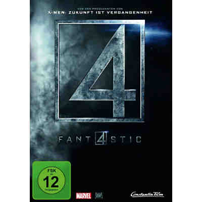DVD Fantasic Four