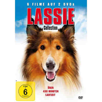 DVD Lassie Collection