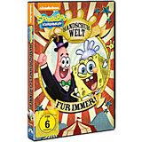 DVD Spongebob Schwammkopf - Handschuhwelt für immer!