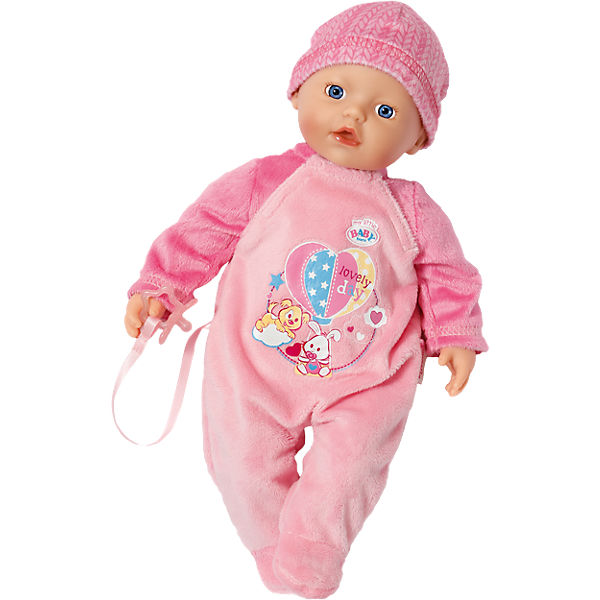 my little BABY born® Babypuppe Super Soft, 32 cm