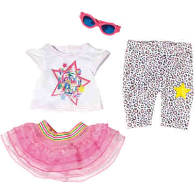 BABY born® Puppenkleidung Deluxe Glamour-Outfit