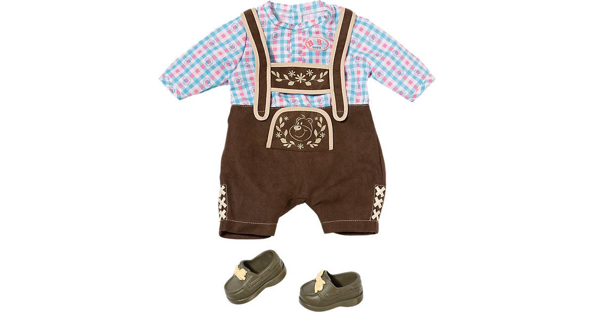 BABY born® Classic Oktoberfest Lederhose
