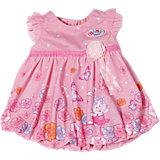 Платье для куклы, BABY born, в ассортименте