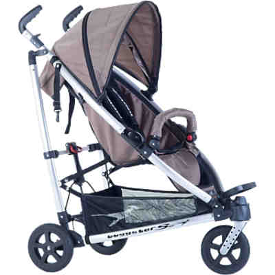 "Buggy Buggster S Air 8"", schlamm-carbony uni"