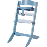 Treppenhochstuhl Pastell blau