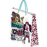 "Подарочный пакет ""Monster High"" 33*43*10 см"