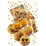 Party-Set Emoji, 39-tlg.