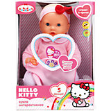 Кукла Hello Kitty, 40 см, 5 функций, Карапуз