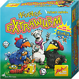 Erweiterung Heckmeck Extrawurm