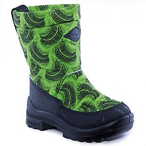 Зимние сапоги для мальчика KUOMA - зеленый