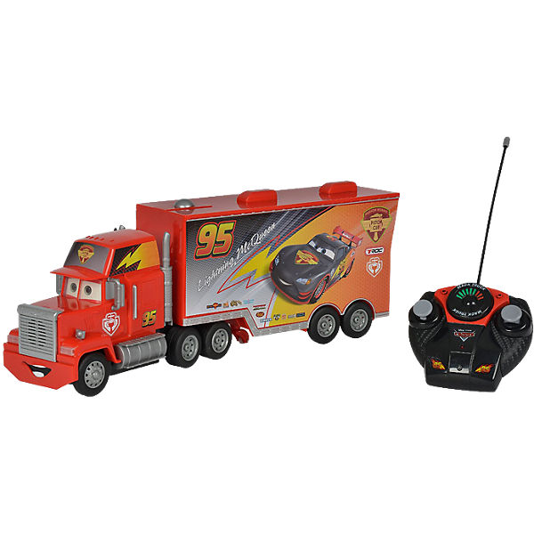 RC Carbon Turbo Mack Truck