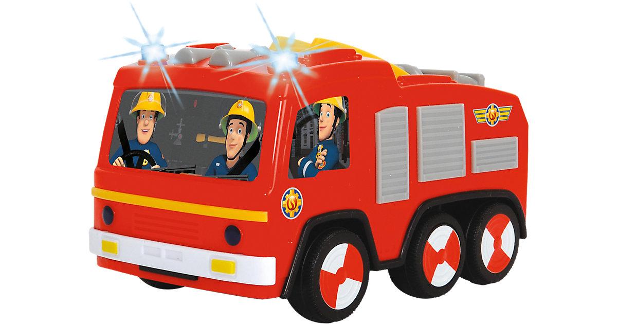 Feuerwehrmann Sam Non Fall Jupiter batteriebetrieben